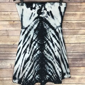 Brand New Without Tags Express Tie Dye Dress